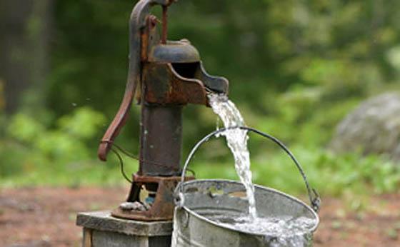 Waterwandeling