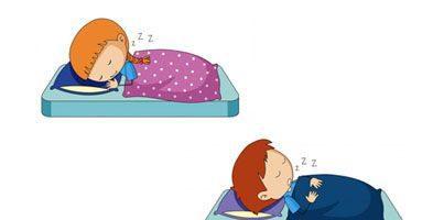 Sleep-in derde kleuterklas
